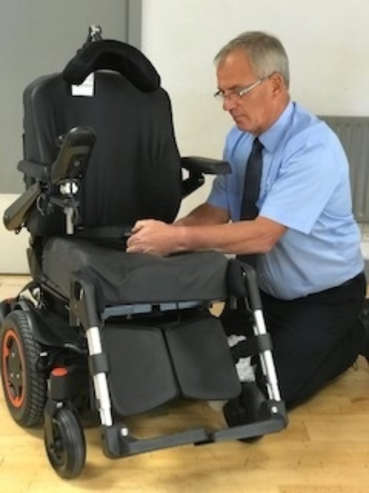 Wheelchair technician